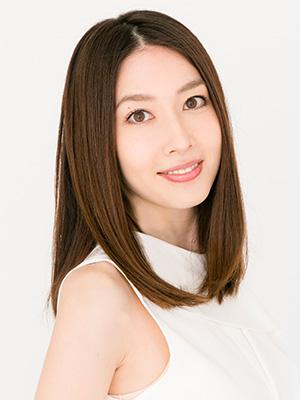 小林恵美さんのポートレート